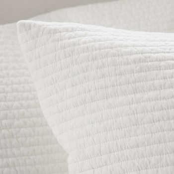 Pillowcase Embo White