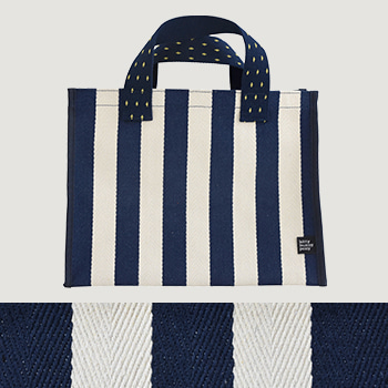 Short Container Bag Navy