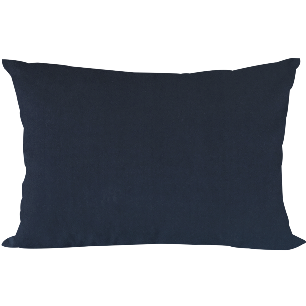 Pillowcase Algodon Navy