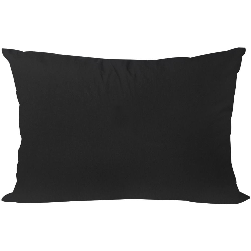 Pillowcase Light Black