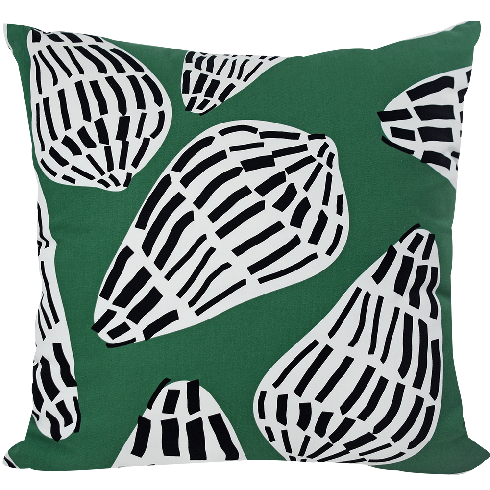 Shell Cushion by Jessica Nielsen