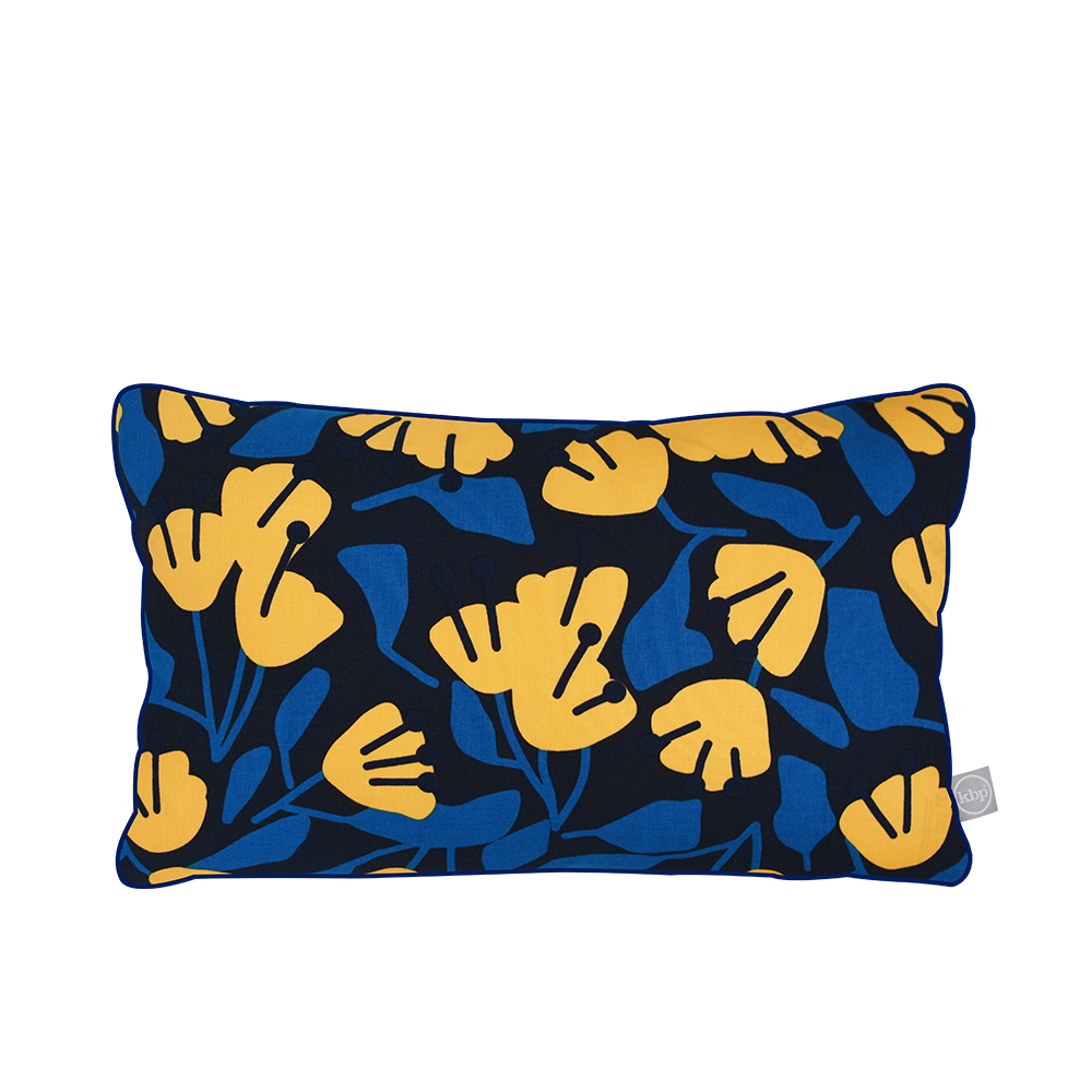Toddler Pillowcase Forsythiaby Jessica Nielsen