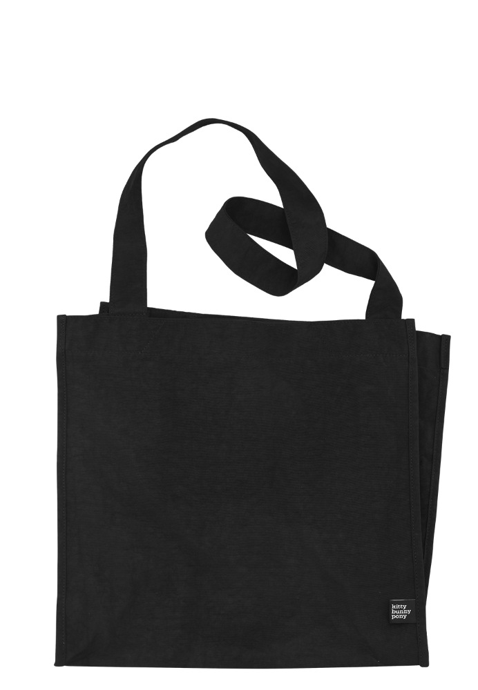 Easy Black Kunst Bag