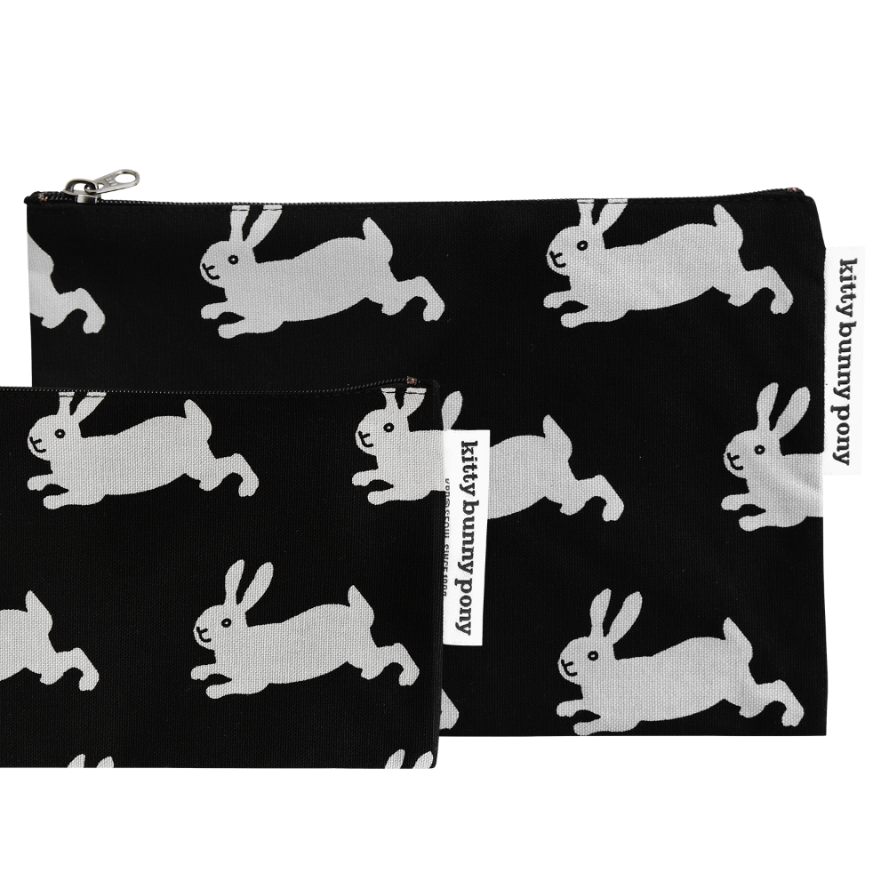 Happy Bunny Pouch