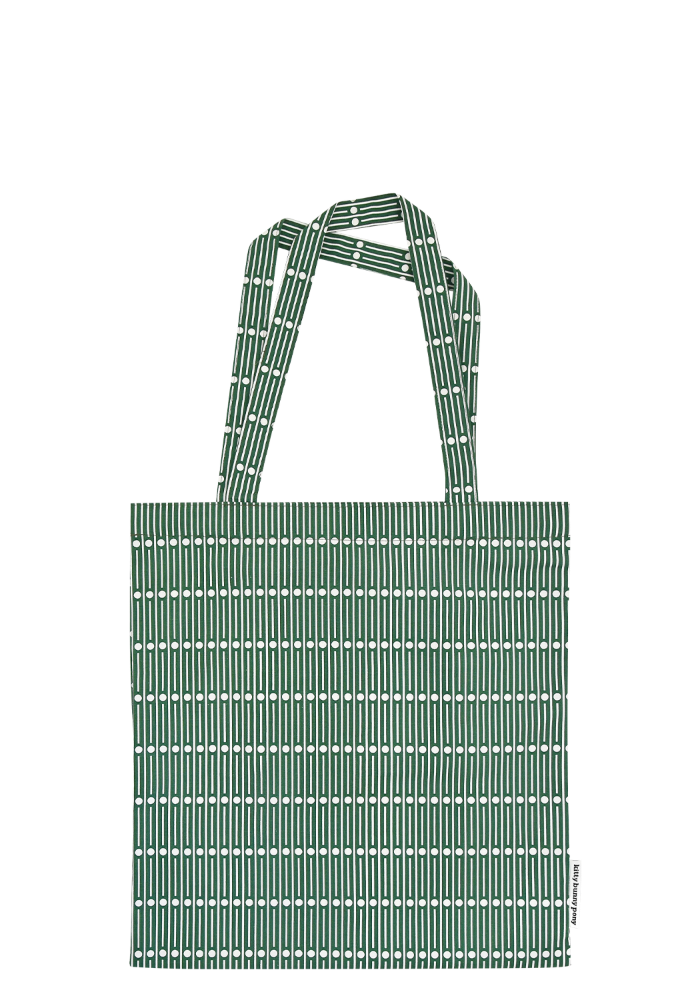 Miller Green Square Bag