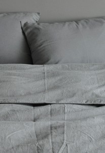 Bedding Set Regular Gray