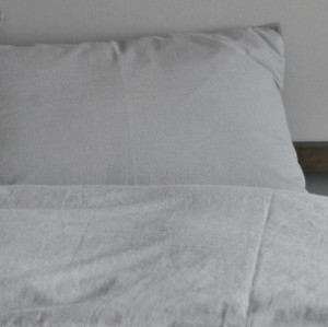 Pillowcase Regular Gray