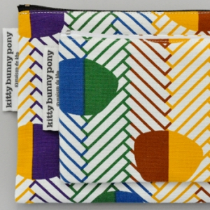 Scandic Collage Pouch