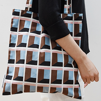 Escher Bookstore Bag
