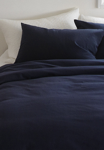 Bedding Set Medium Navy