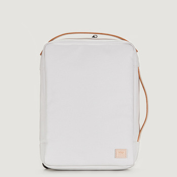 RAWROW X KBP White Universe Mini Backpack