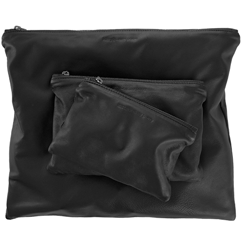 KBP Leather Tender Pouch