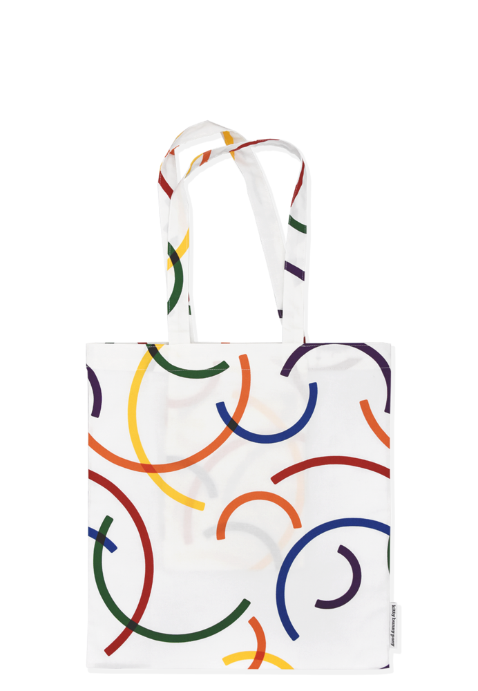 Danke Rainbow Square Bag