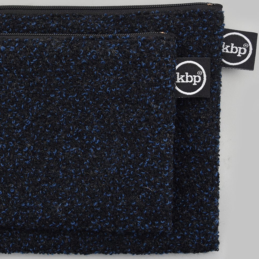 Blue Scratch Pouch