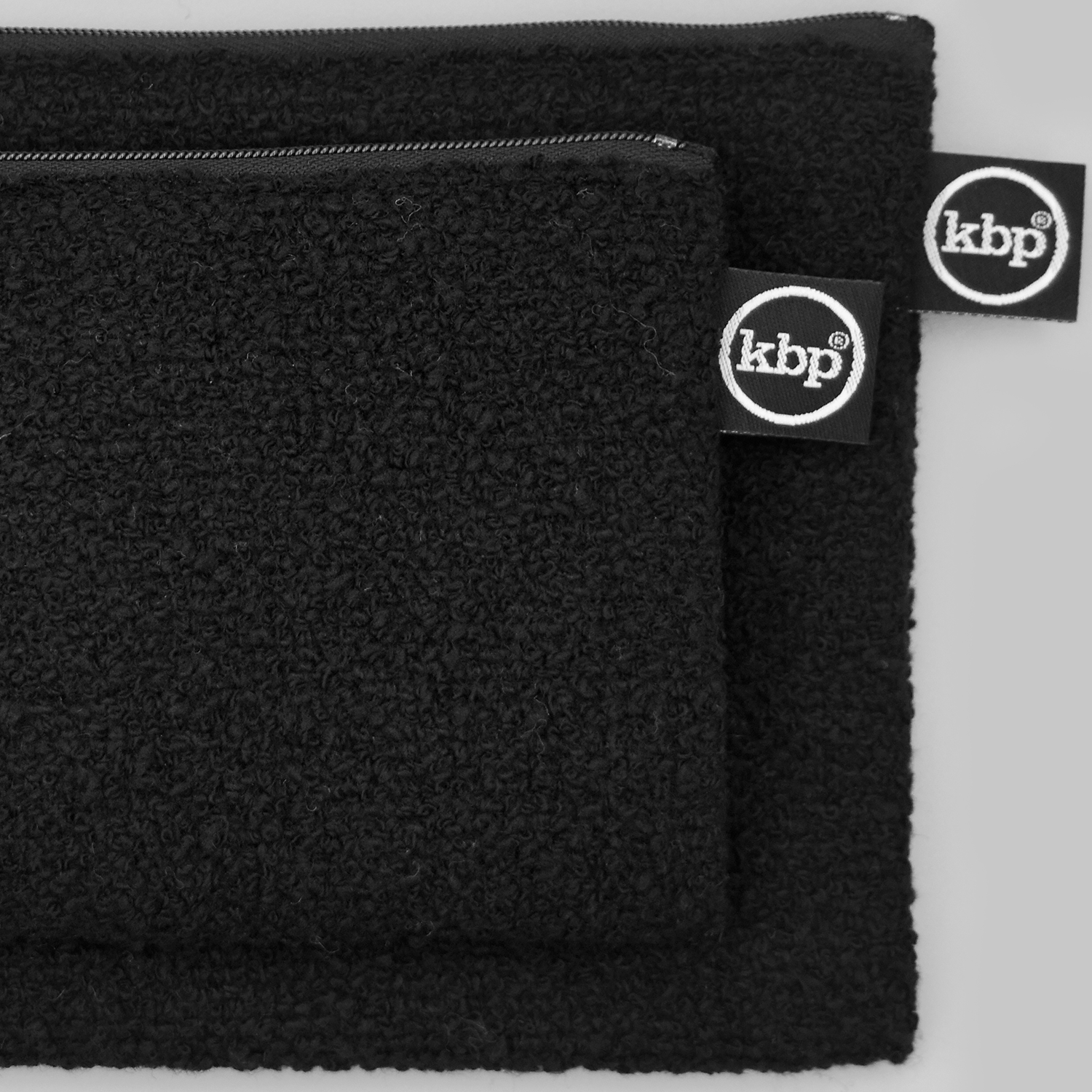Black Scratch Pouch
