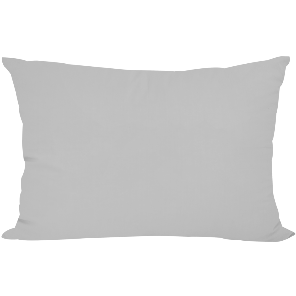 Pillowcase Algodon Light Gray