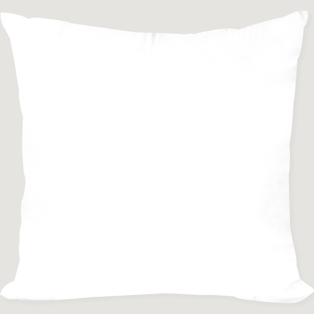 Pure White Sitting Cushion