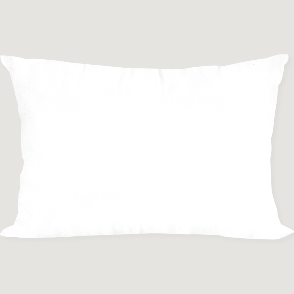 Pure White Pillow