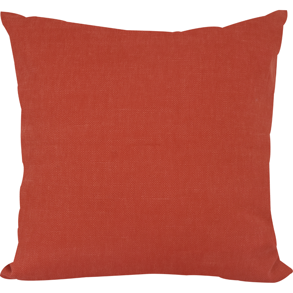 Porto Poppy Red Cushion