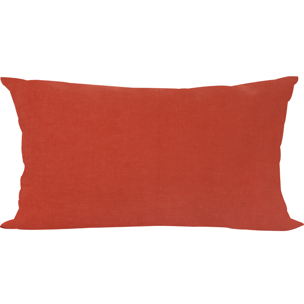 30 Porto Poppy Red Cushion