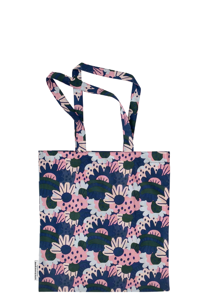 Bloom Square Bag By Jennifer Bouron
