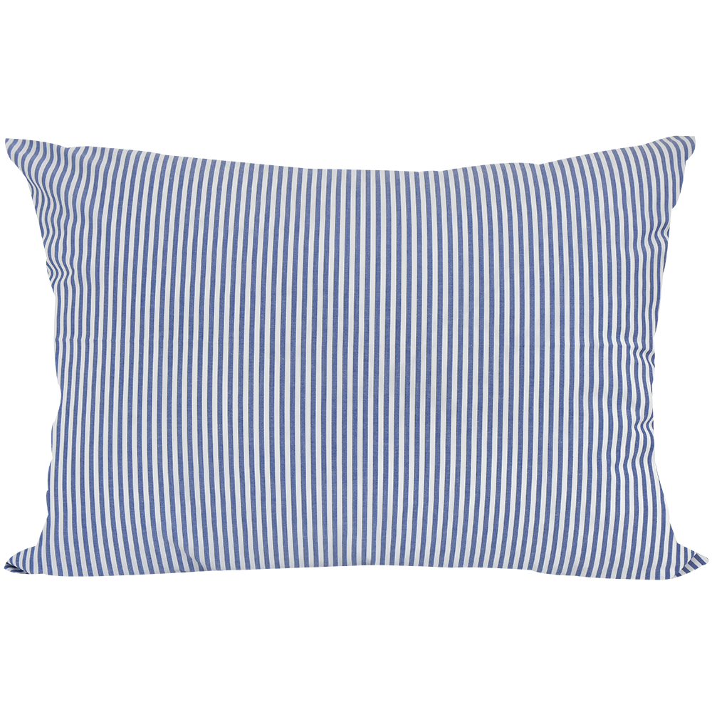Pillowcase Bendel Blue Slim