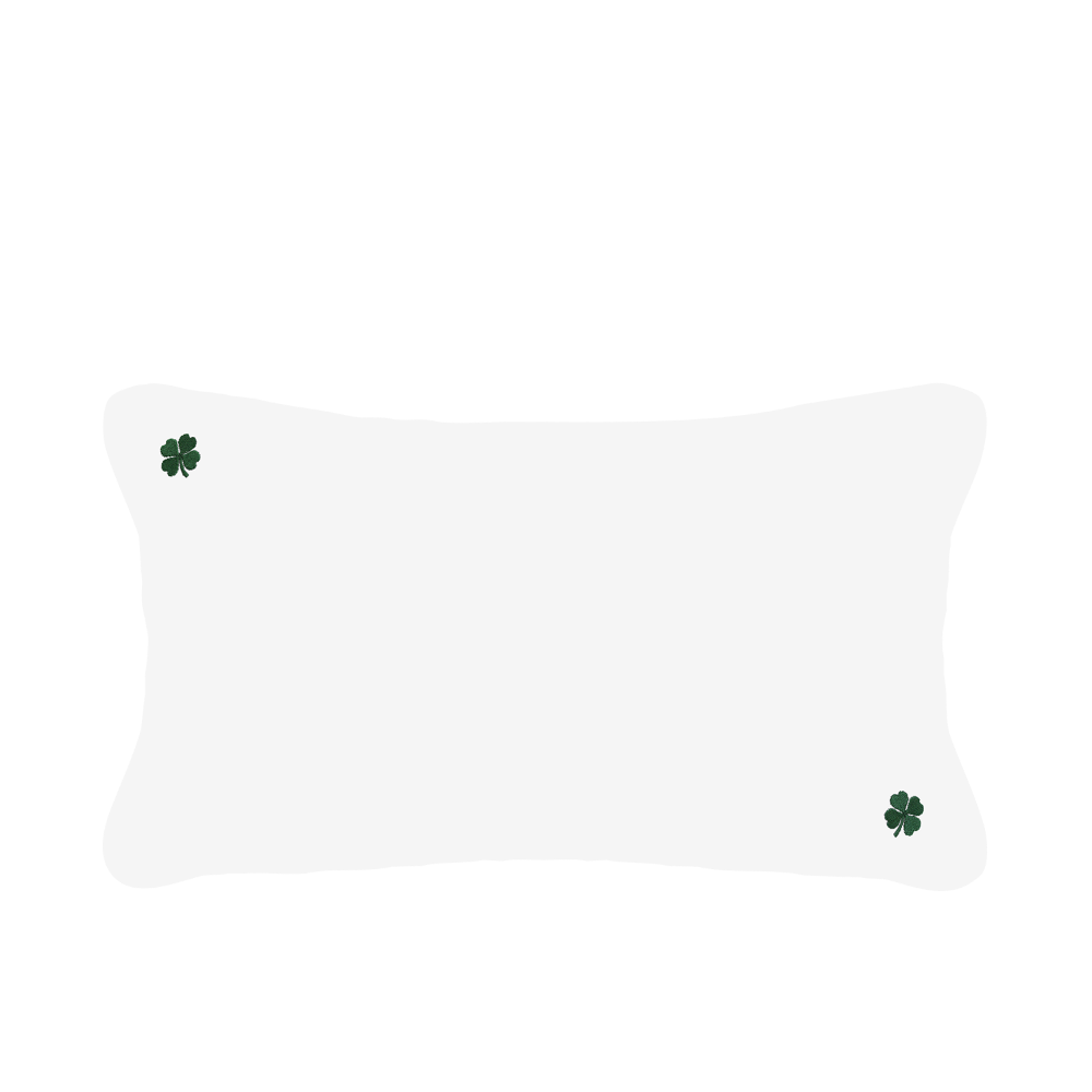 Toddler Pillowcase Lucky