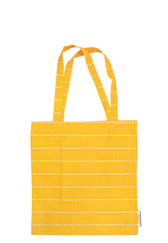 Miller Yellow Square Bag