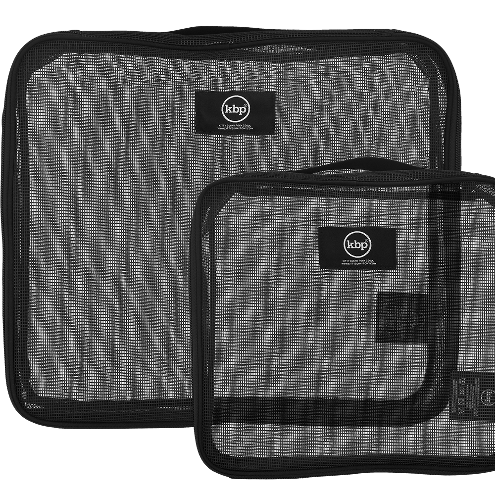 Mesh Travel Storage
