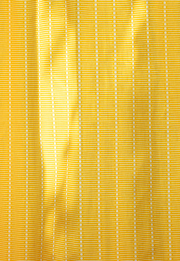 Miller Yellow Curtain