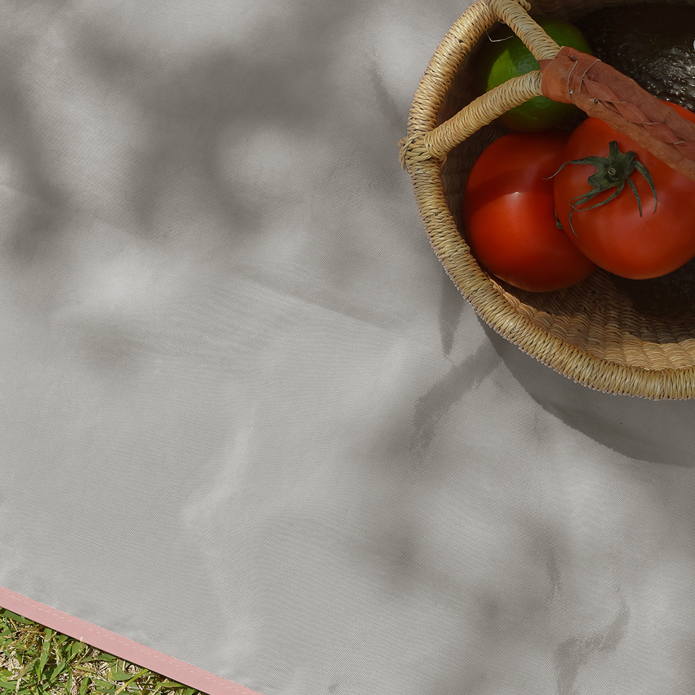 Easy Lightgray Picnic Mat