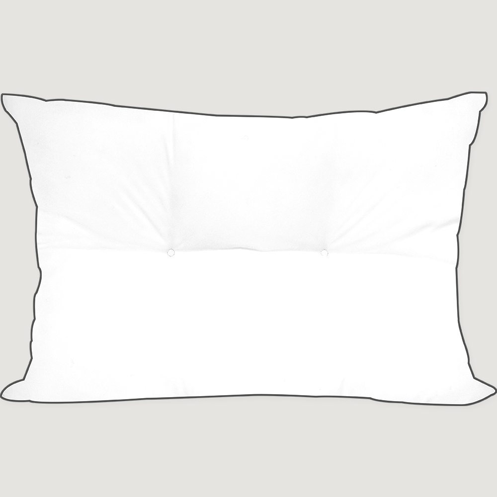 Microfiber Grand Curve Pillow