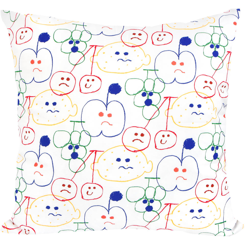 Juicy Club Cushion by Misaki Kawai