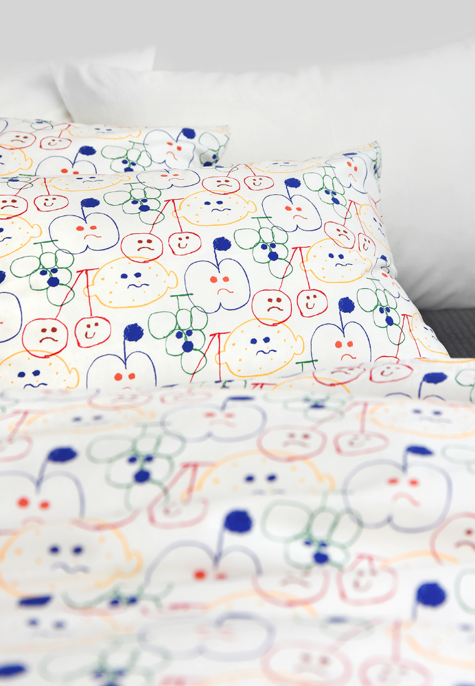 Bedding Set Juicy Club by Misaki Kawai