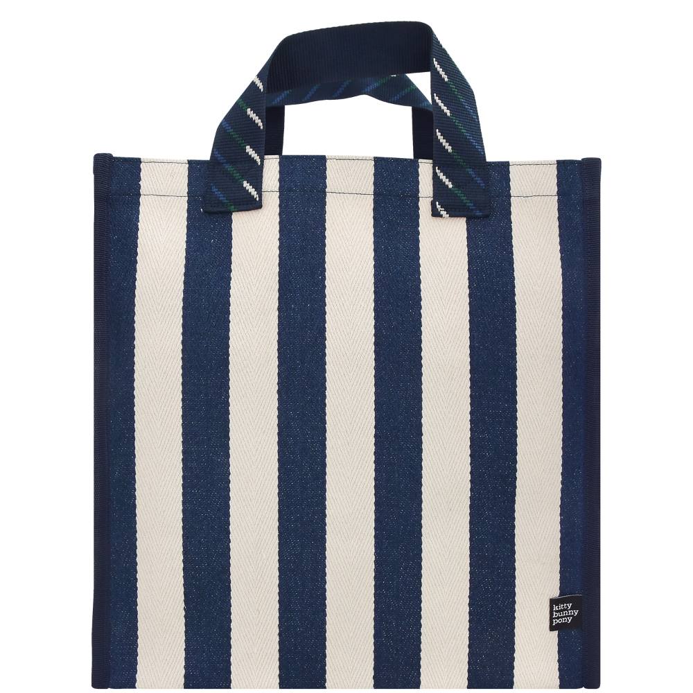 Tall Container Bag Navy Ⅲ