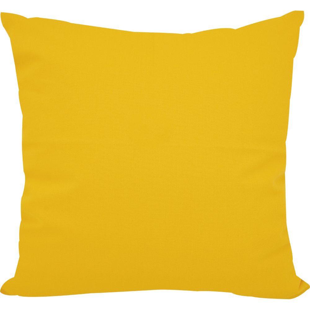 Very Yellow Cushion