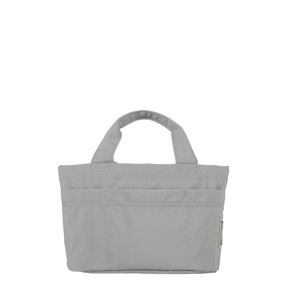 Small Easy Light Gray Ground Bag