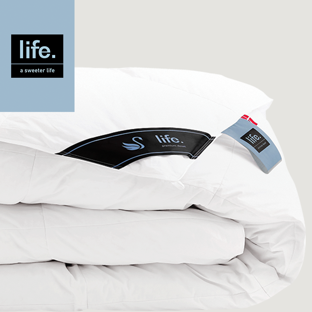 Life Goose Down Seasonless Duvet