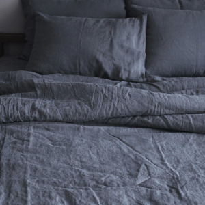 Pillowcase Signature Gray