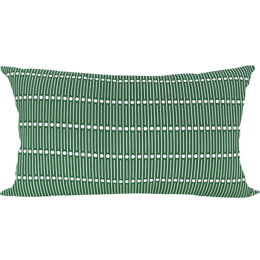 30 Miller Green Cushion