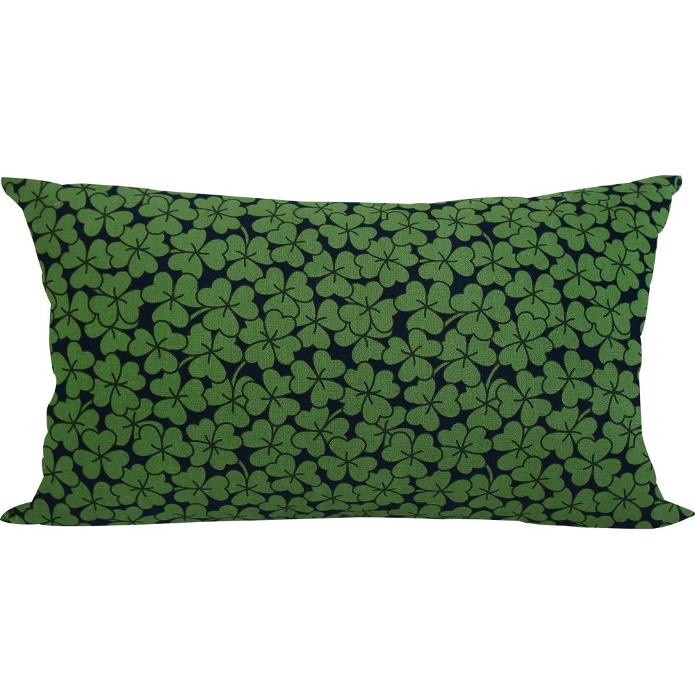 30 Lucky Clover Cushion